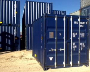 10' NEW ISO CONTAINERS