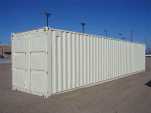 40' ISO STD NEW CONTAINERS