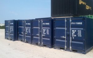 8' NEW ISO CONTAINERS