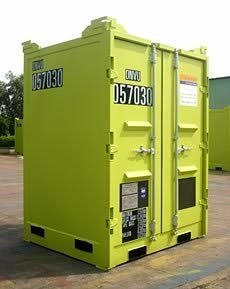 Offshore Containers Certified to DNV 2.7-1